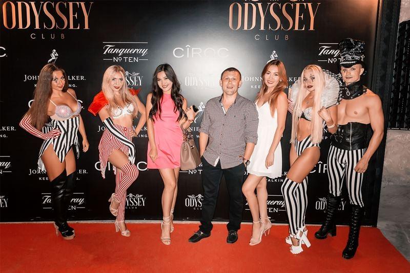 Odyssey Club Çarşambaları hafta sonunu aratmıyor galerisi resim 2