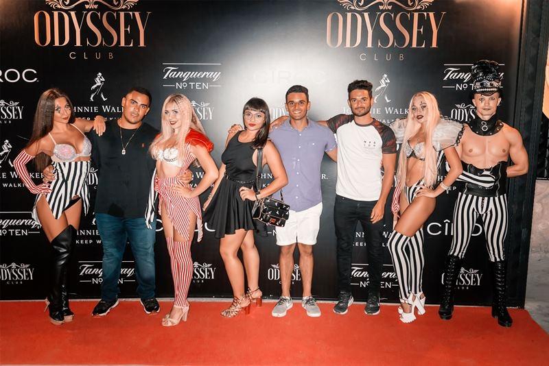 Odyssey Club Çarşambaları hafta sonunu aratmıyor galerisi resim 4