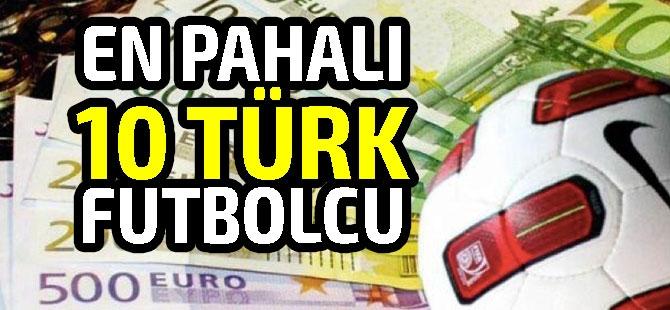 İşte en pahalı 10 Türk futbolcu! galerisi resim 1