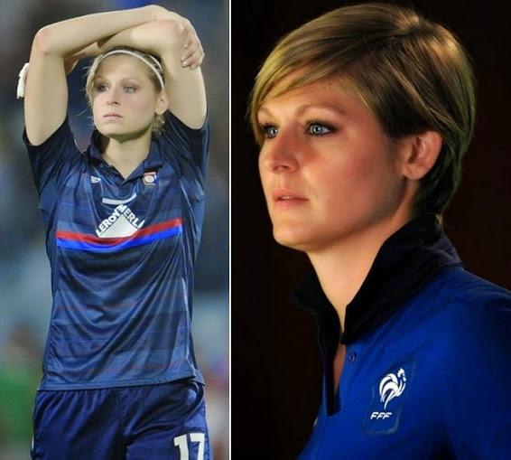 İşte dünyanın en seksi kadın futbolcuları galerisi resim 20