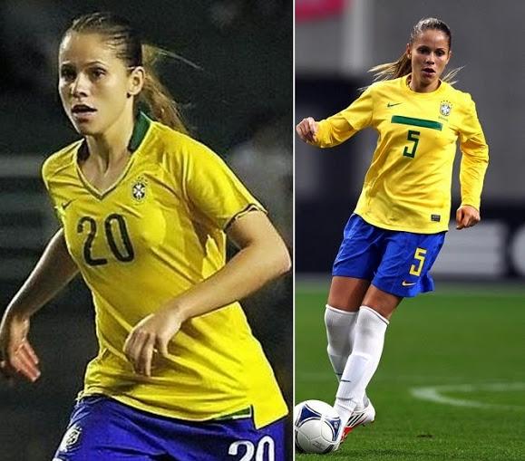 İşte dünyanın en seksi kadın futbolcuları galerisi resim 22