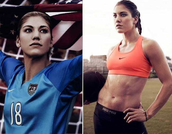 İşte dünyanın en seksi kadın futbolcuları galerisi resim 23