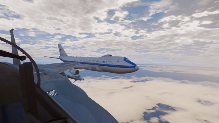 ABD 'kıyamet günü' uçağını havalandırdı! İşte özellikleri galerisi resim 18