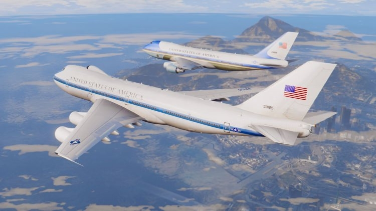 ABD 'kıyamet günü' uçağını havalandırdı! İşte özellikleri galerisi resim 6