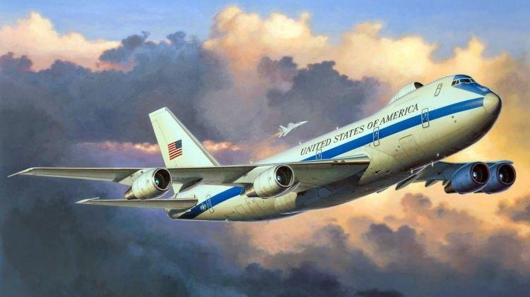 ABD 'kıyamet günü' uçağını havalandırdı! İşte özellikleri galerisi resim 7