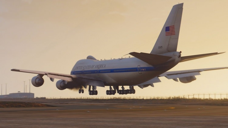 ABD 'kıyamet günü' uçağını havalandırdı! İşte özellikleri galerisi resim 8