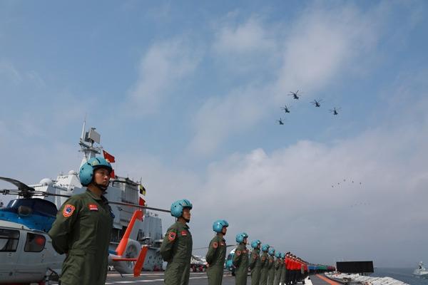 Çin'den ABD'ye dev gözdağı! galerisi resim 4