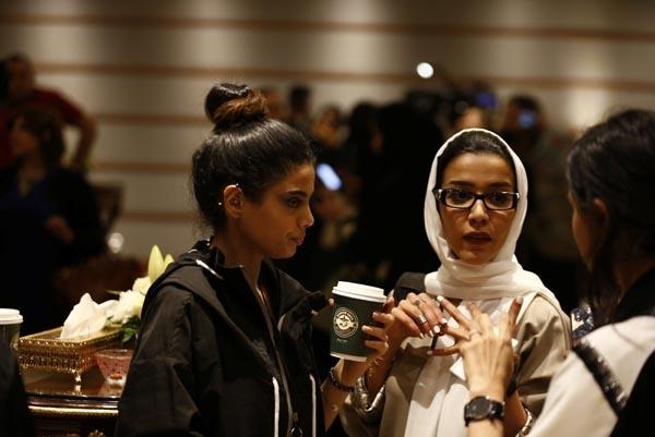 Suudi Arabistan'da ilk Moda Haftası başladı galerisi resim 10