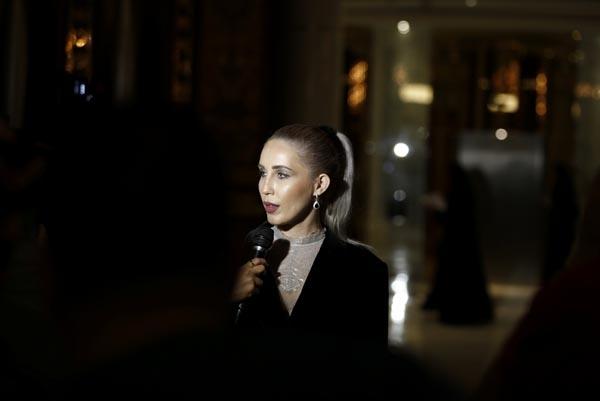 Suudi Arabistan'da ilk Moda Haftası başladı galerisi resim 11