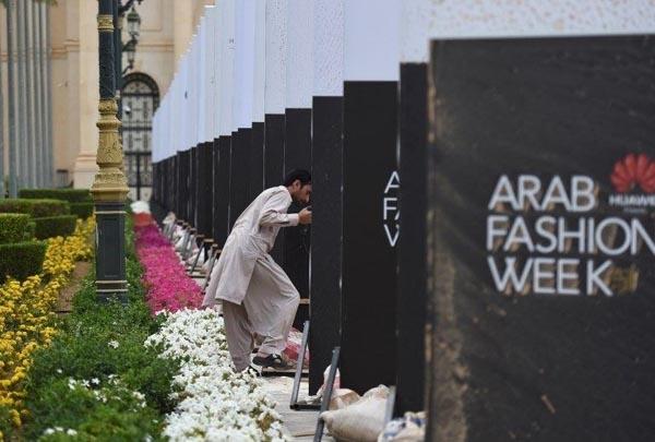 Suudi Arabistan'da ilk Moda Haftası başladı galerisi resim 6