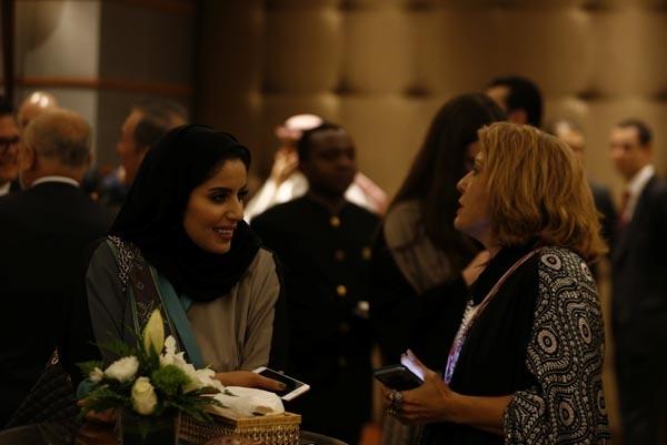 Suudi Arabistan'da ilk Moda Haftası başladı galerisi resim 7