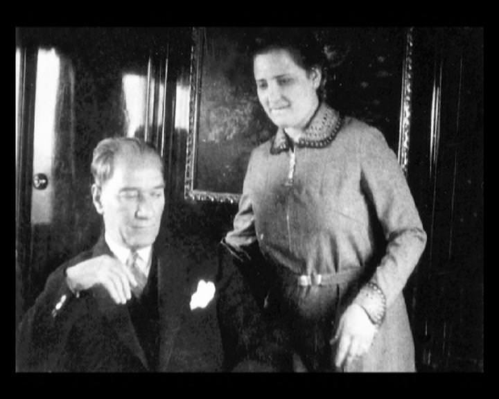 Atatürk'ün bu fotoğraflarını belkide hiç görmediniz galerisi resim 1