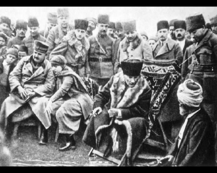 Atatürk'ün bu fotoğraflarını belkide hiç görmediniz... galerisi resim 10