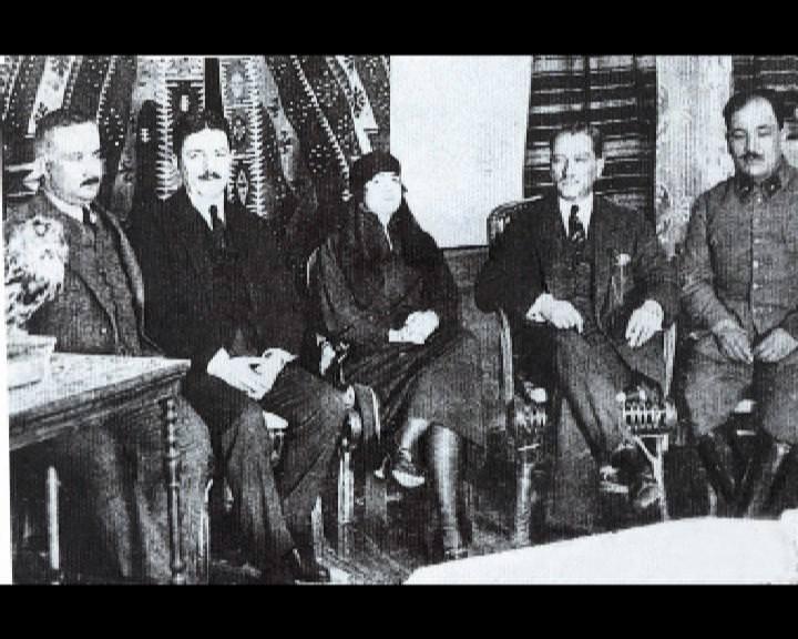 Atatürk'ün bu fotoğraflarını belkide hiç görmediniz galerisi resim 100
