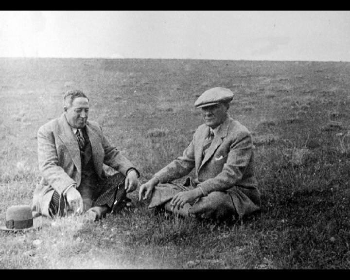 Atatürk'ün bu fotoğraflarını belkide hiç görmediniz galerisi resim 106