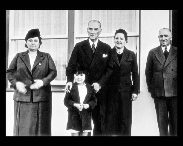 Atatürk'ün bu fotoğraflarını belkide hiç görmediniz... galerisi resim 108
