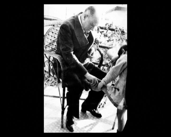 Atatürk'ün bu fotoğraflarını belkide hiç görmediniz... galerisi resim 11