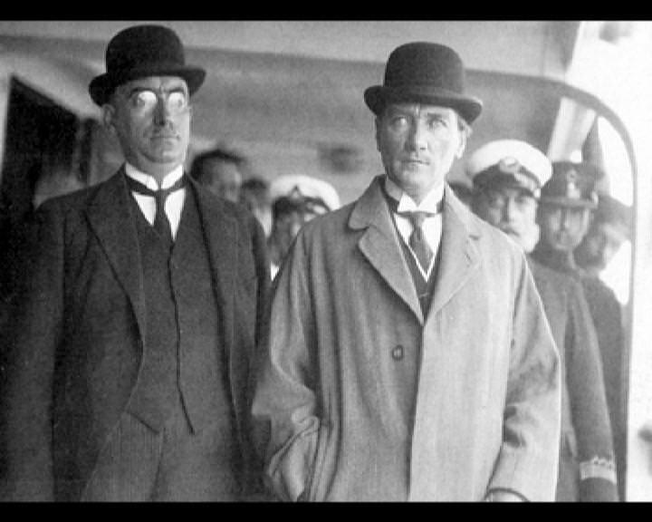 Atatürk'ün bu fotoğraflarını belkide hiç görmediniz... galerisi resim 12
