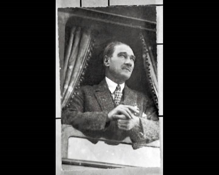 Atatürk'ün bu fotoğraflarını belkide hiç görmediniz galerisi resim 120