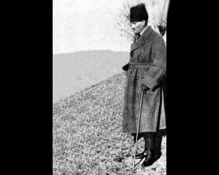 Atatürk'ün bu fotoğraflarını belkide hiç görmediniz... galerisi resim 123