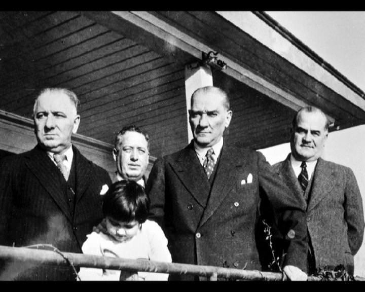 Atatürk'ün bu fotoğraflarını belkide hiç görmediniz galerisi resim 124