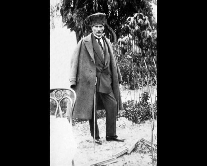 Atatürk'ün bu fotoğraflarını belkide hiç görmediniz... galerisi resim 136