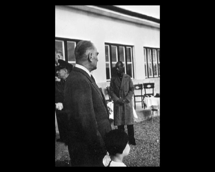 Atatürk'ün bu fotoğraflarını belkide hiç görmediniz galerisi resim 138