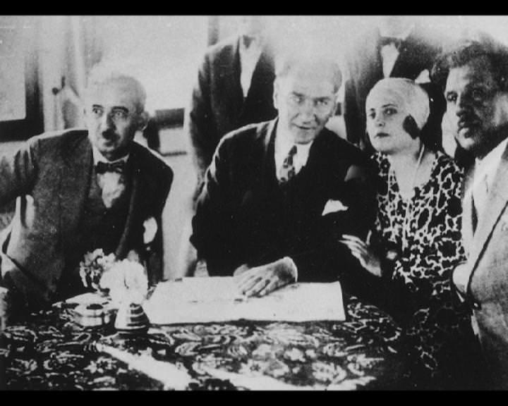 Atatürk'ün bu fotoğraflarını belkide hiç görmediniz... galerisi resim 147