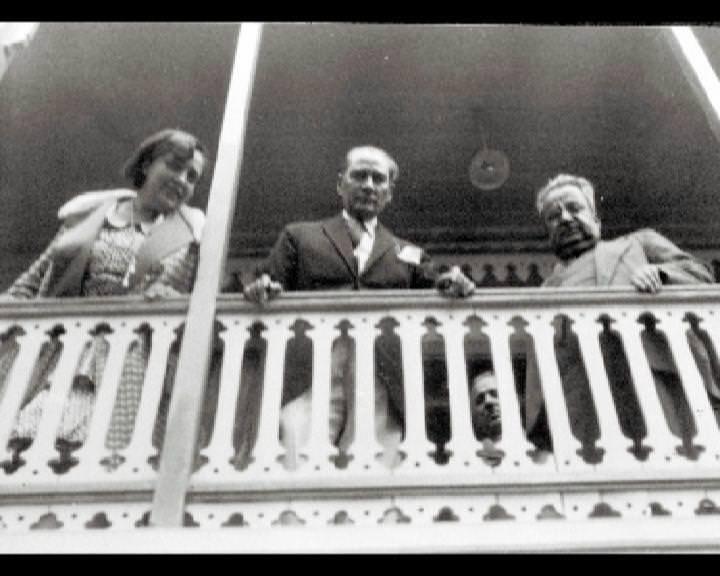 Atatürk'ün bu fotoğraflarını belkide hiç görmediniz galerisi resim 150