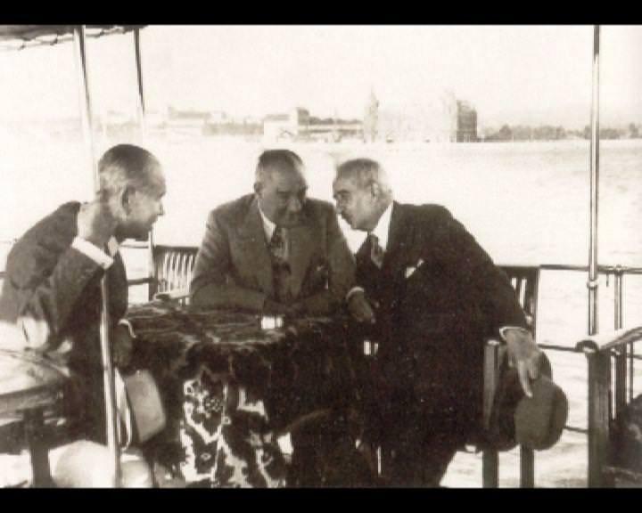 Atatürk'ün bu fotoğraflarını belkide hiç görmediniz galerisi resim 158