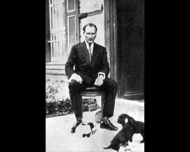 Atatürk'ün bu fotoğraflarını belkide hiç görmediniz galerisi resim 159