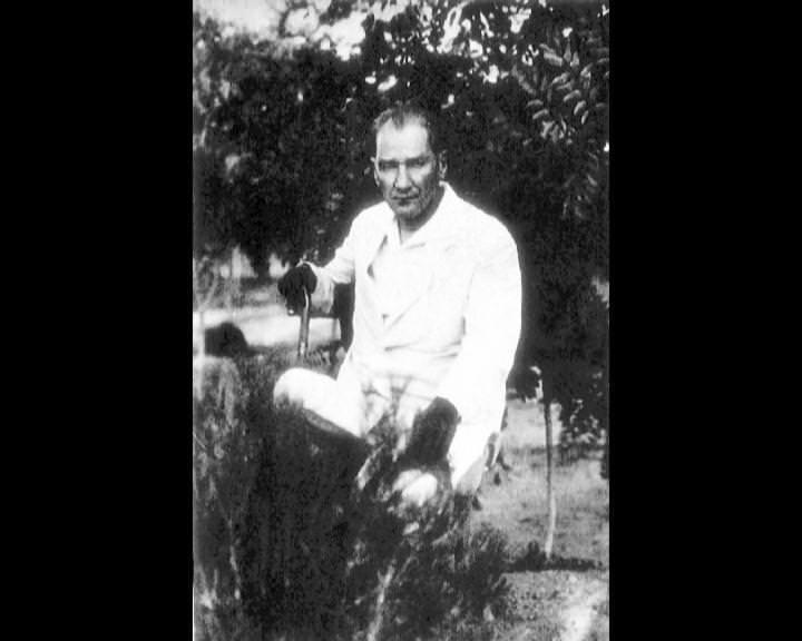 Atatürk'ün bu fotoğraflarını belkide hiç görmediniz galerisi resim 168