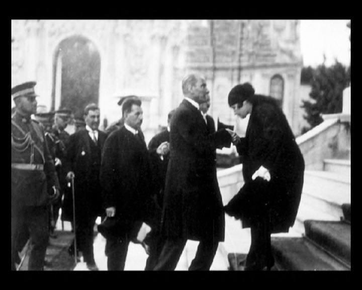Atatürk'ün bu fotoğraflarını belkide hiç görmediniz galerisi resim 18