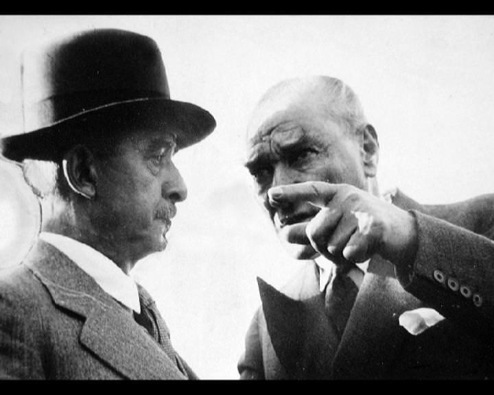 Atatürk'ün bu fotoğraflarını belkide hiç görmediniz galerisi resim 181
