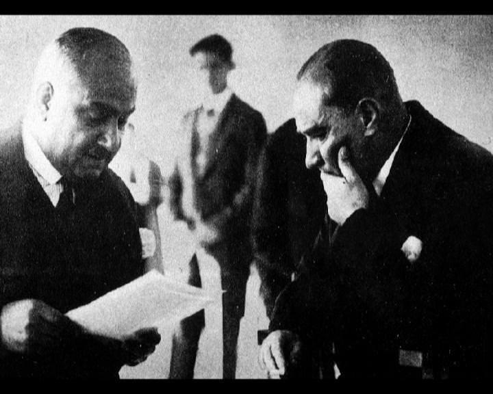 Atatürk'ün bu fotoğraflarını belkide hiç görmediniz galerisi resim 185