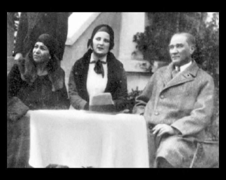 Atatürk'ün bu fotoğraflarını belkide hiç görmediniz galerisi resim 19
