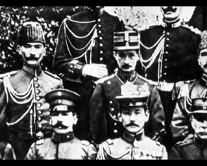 Atatürk'ün bu fotoğraflarını belkide hiç görmediniz... galerisi resim 197