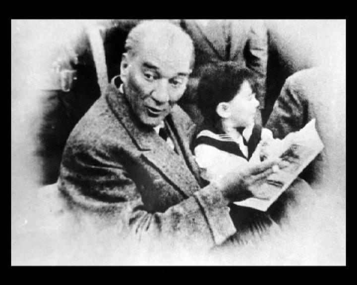 Atatürk'ün bu fotoğraflarını belkide hiç görmediniz galerisi resim 198