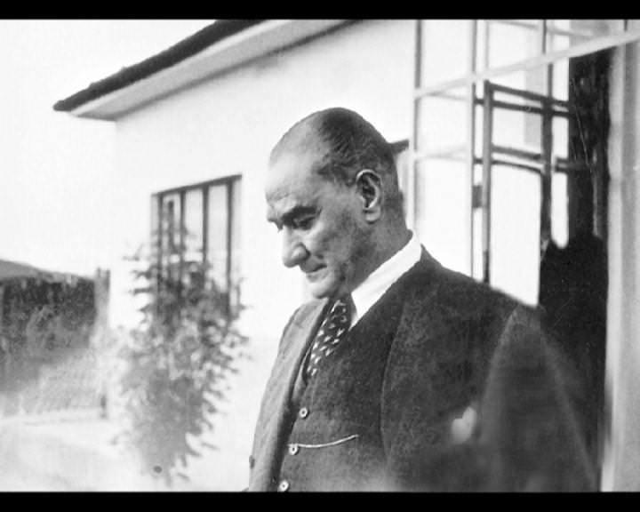 Atatürk'ün bu fotoğraflarını belkide hiç görmediniz... galerisi resim 199