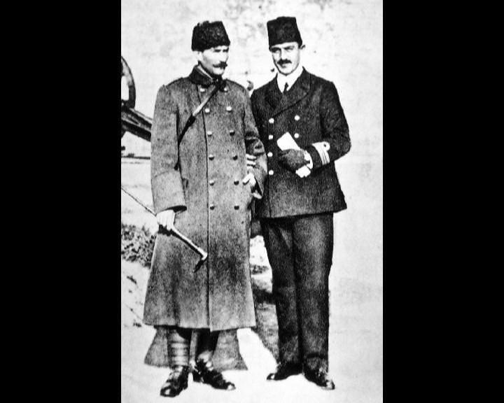 Atatürk'ün bu fotoğraflarını belkide hiç görmediniz galerisi resim 200