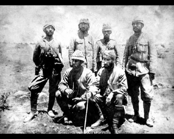 Atatürk'ün bu fotoğraflarını belkide hiç görmediniz... galerisi resim 204