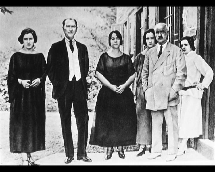 Atatürk'ün bu fotoğraflarını belkide hiç görmediniz... galerisi resim 210