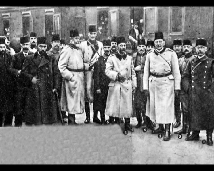 Atatürk'ün bu fotoğraflarını belkide hiç görmediniz... galerisi resim 212