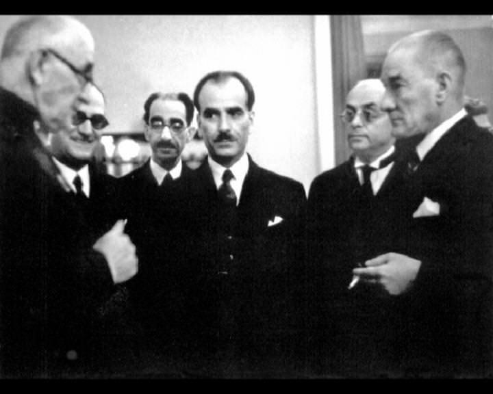 Atatürk'ün bu fotoğraflarını belkide hiç görmediniz... galerisi resim 214