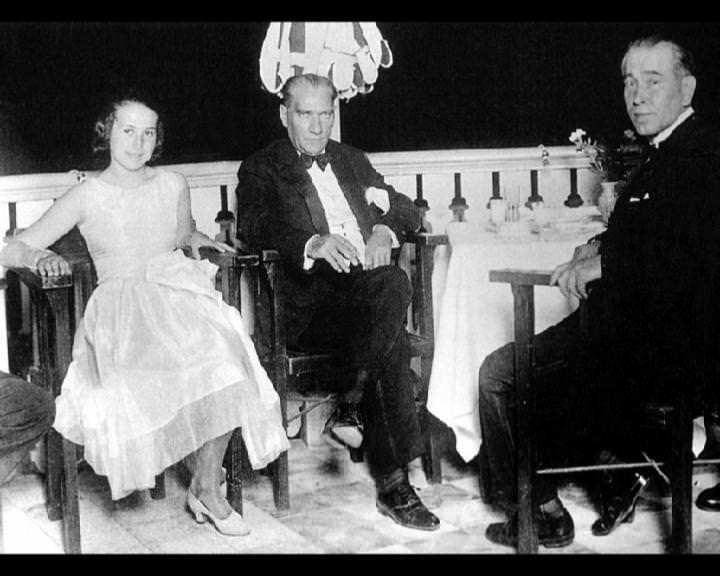 Atatürk'ün bu fotoğraflarını belkide hiç görmediniz galerisi resim 222