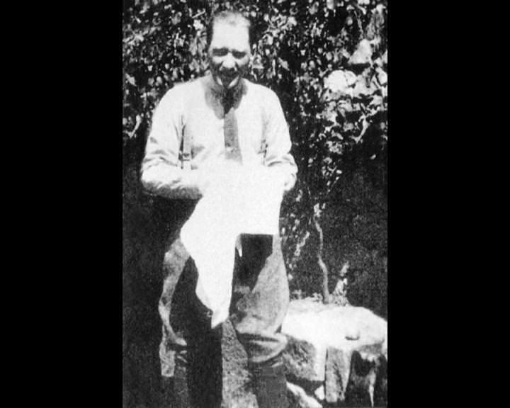 Atatürk'ün bu fotoğraflarını belkide hiç görmediniz... galerisi resim 224