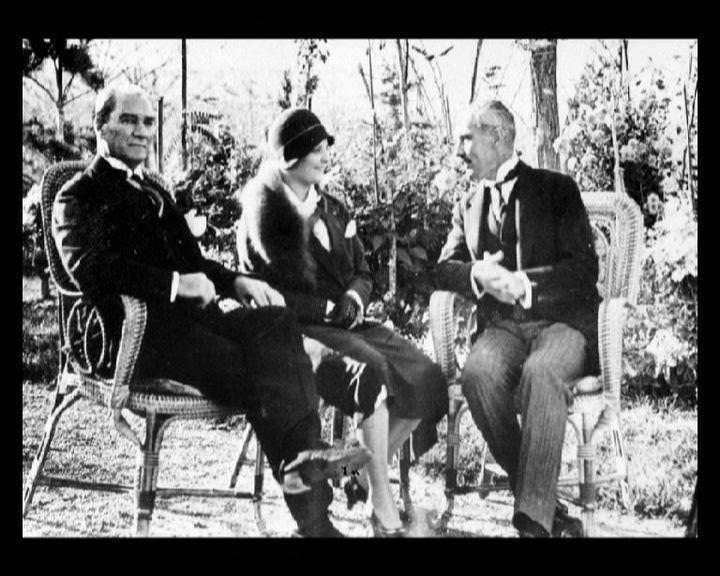 Atatürk'ün bu fotoğraflarını belkide hiç görmediniz... galerisi resim 226