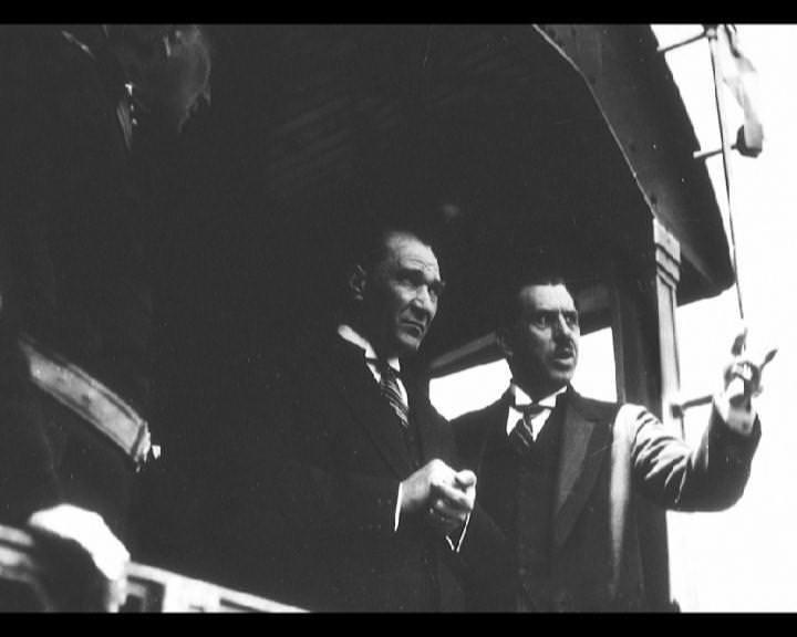 Atatürk'ün bu fotoğraflarını belkide hiç görmediniz galerisi resim 231