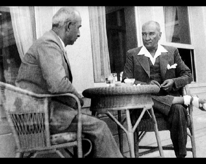 Atatürk'ün bu fotoğraflarını belkide hiç görmediniz galerisi resim 235