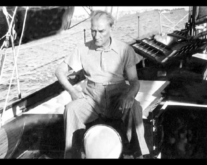 Atatürk'ün bu fotoğraflarını belkide hiç görmediniz galerisi resim 236